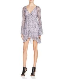 Elizabeth and James Thadine Silk Dress at Bloomingdales