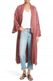 Elizabeth and James Tracey Jacquard Robe at Nordstrom