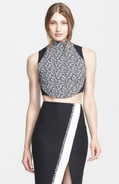 Elizabeth and James and39Malorieand39 Crop Top at Nordstrom