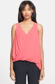 Elizabeth and James and39Tianaand39 Draped Tank at Nordstrom