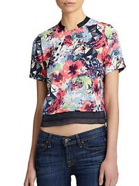 Elizabeth top by cooper and ella at Saks Off 5th
