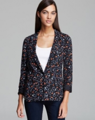 Ella Moss Blazer - Floral at Bloomingdales