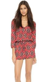 Ella Moss Tangier Romper at Shopbop