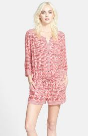 Ella Moss and39Tempeand39 Crepe Romper at Nordstrom