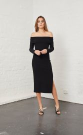 Elle Off Shoulder Dress by Bec + Bridge at Bec + Bridge