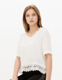 Eloire Top at Sandro