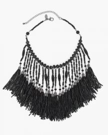 Eloise Bib Necklace at Chicos