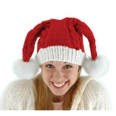 Elope Knit Santa Hat at Amazon