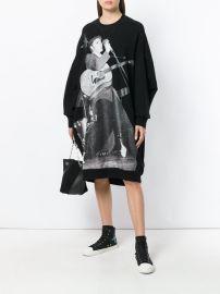 Elvis grunge dress by R13 at Farfetch