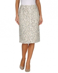 Embellished Skirt by Nina Ricci at Yoox