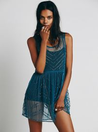 Embellished Slip at Free People