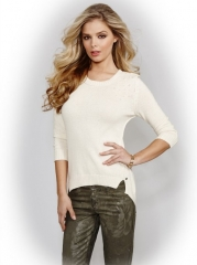 Embellished Sweater by Guess at Amazon