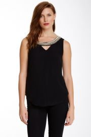 Embellished Top by Cynthia Vincent at Nordstrom Rack