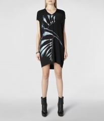 Emi Fressia Dress at All Saints