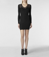 Emile Dress at All Saints