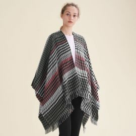 Emilie Poncho at Maje