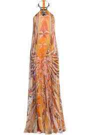 Emilio Pucci Maxi Dress at Stylebop