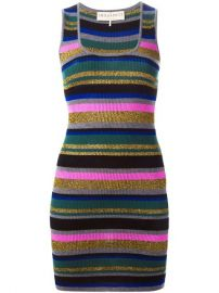 Emilio Pucci Striped Knitted Vest - at Farfetch