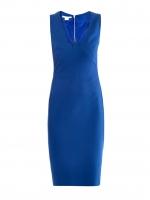Emilys blue dress on Revenge at Matches