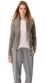 Emilys leather jacket at Shopbop at Shopbop