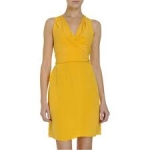 Emilys yellow dress at Barneys at Barneys
