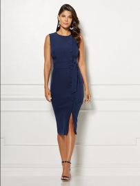 Emme Dress - Eva Mendes Collection  at NY&C