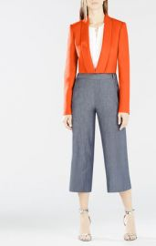 Emmerson Cropped Blazer at Bcbg