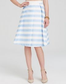Endless Rose Skirt - Stripe Midi at Bloomingdales