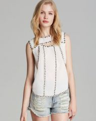Endless Rose Tank - Studded at Bloomingdales