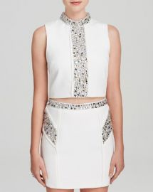 Endless Rose Top - Embellished at Bloomingdales