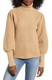 English Factory Turtleneck Sweater at Nordstrom