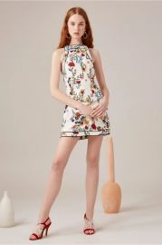 Entitle Short Sleeve Dress by C/Meo Collective at Fashion Bunker