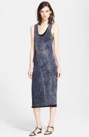 Enza Costa Racerback Jersey Dress at Nordstrom