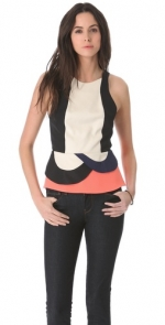 Eon top by Diane von Furstenberg at Shopbop