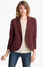 Equestrian blazer by Gibson at Nordstrom