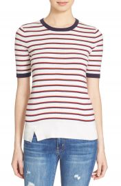 Equipment  Brienne  Stripe Knit Tee at Nordstrom