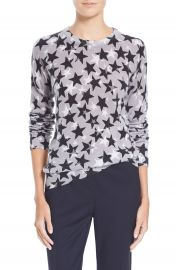 Equipment  Sloane  Star Print Cashmere Sweater at Nordstrom
