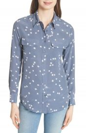 Equipment  Starry Night  Silk Shirt at Nordstrom