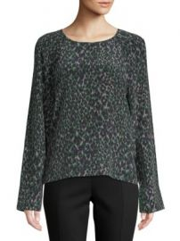 Equipment Abeline Blouse at Saks Off 5th