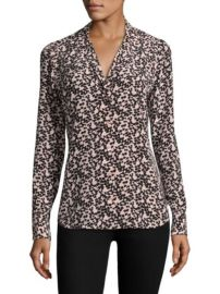 Equipment Adalyn Blouse at Saks Fifth Avenue