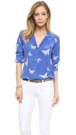 Equipment Adalyn Blouse at Shopbop