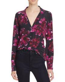 Equipment Adalyn Floral Silk Blouse at Bloomingdales