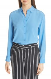 Equipment Essential Silk Blouse at Nordstrom