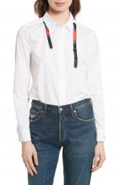 Equipment Essential Trompe l Oeil Shirt at Nordstrom