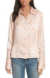 Equipment Huntley Silk Blouse at Nordstrom