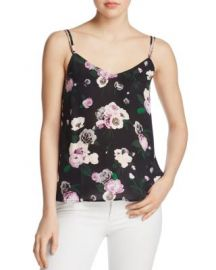 Equipment Ivana Floral Silk Camisole at Bloomingdales