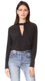 Equipment Janelle Blouse at Shopbop