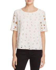 Equipment Silk Brynn Top at Bloomingdales