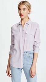 Equipment Slim Signature Button Down at Shopbop