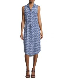 Equipment Tegan Dress at Neiman Marcus